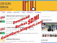 Download Program Pembelajaran KTSP PAI SD/MI Kelas 1 s/d 6