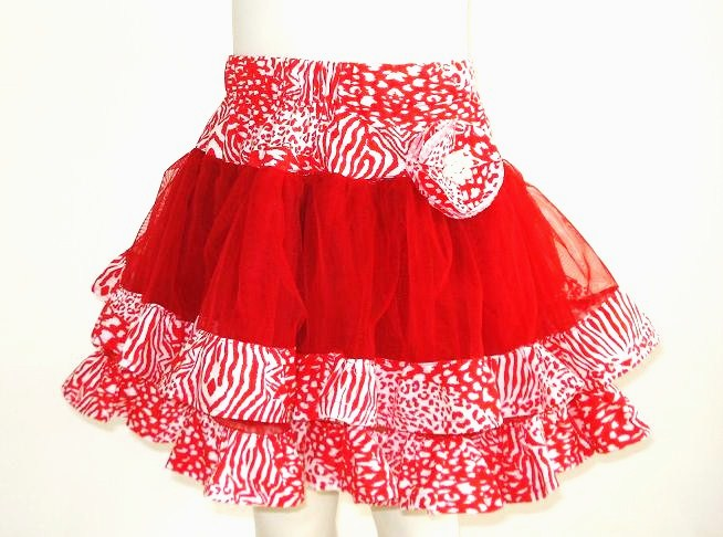 Sewing Patterns for Girls Dresses and Skirts: Tulle Tutu Skirt ...