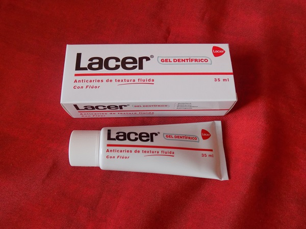 Gel Dentífrico Lacer