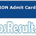 KELTRON Admit Card 2016 Operator/Tech Asst Hall Ticket