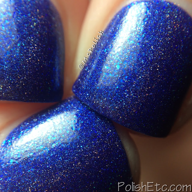 Doctor Lacquer - Chromahedron Collection - McPolish - Idolite