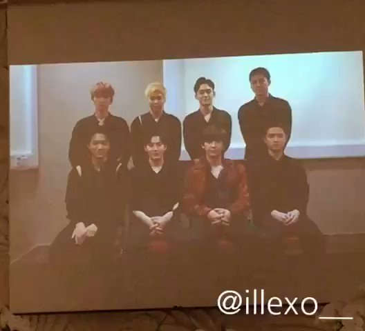 170218 EXO's Video Message on SM's Staff Wedding