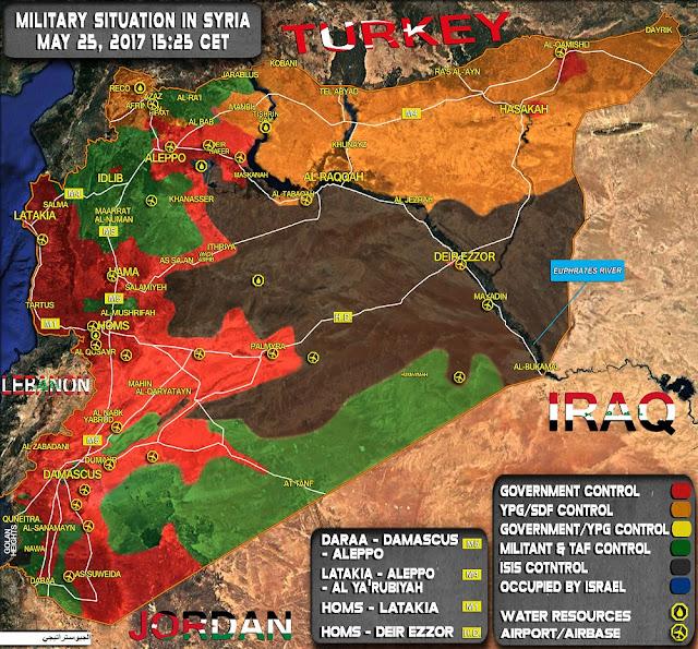 التوجه الروسي الجديد لتشويه صورة قوات سوريا الديمقراطية