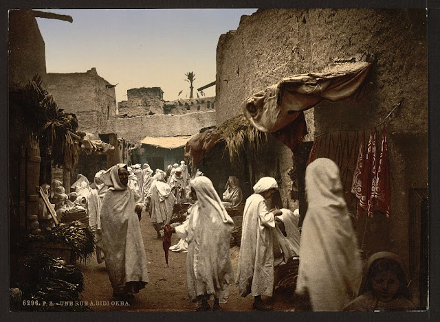 Old Photos Of Jews In The Middle East And North Africa In