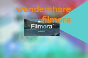 تحميل برنامج Wondershare Filmora كامل