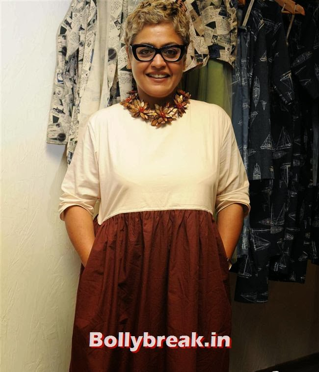 Anjana Sharma, Vishakha Singh at Aparna and Azmina Host Summer Preview