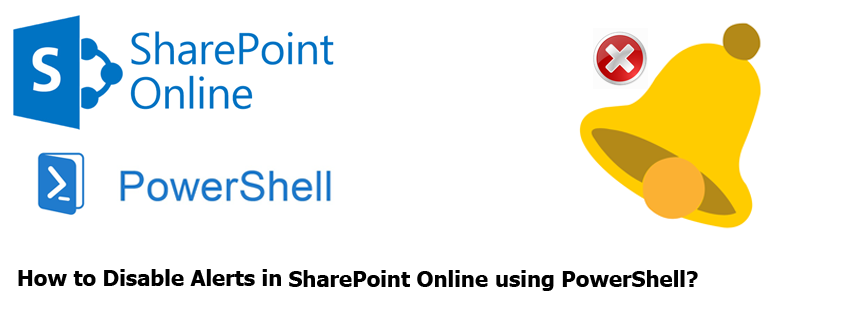 sharepoint online disable alerts