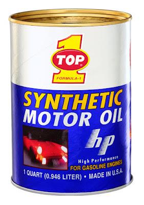Kelebihan Oli Motor Sintetik Top One