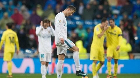 Ronaldo vô duyên khiến Real thua đau, Zidane sắp bay ghế HLV