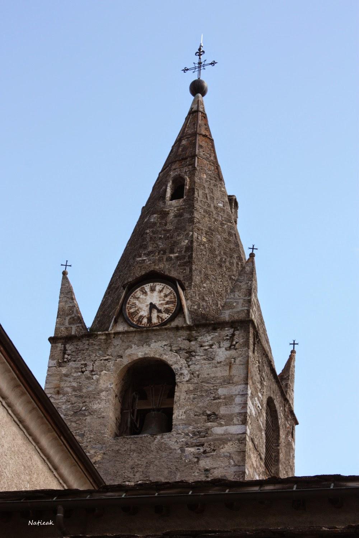 L'Eglise Notre-Dame de l'Assomption Aussois