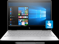 HP Spectre x360 Convertible Laptop - 13-ae051nr Drivers For Windows 10 64bit
