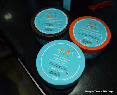 Moroccanoil Hair masks