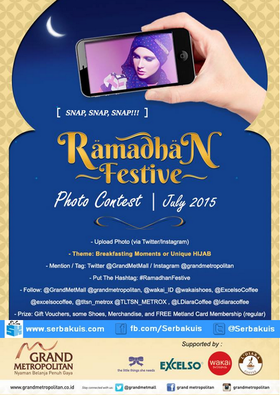 Grand Metropolitan Ramadhan Festive Photo Contest