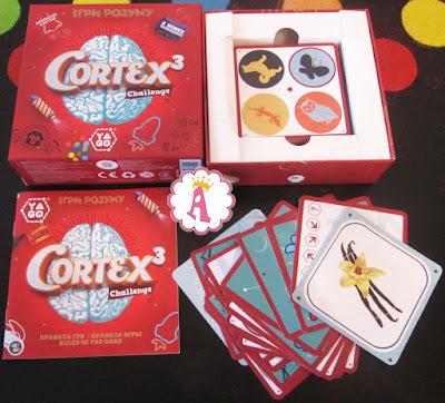 Cortex Aroma Challenge