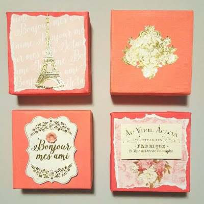 Meet Me in Paris Wall decor!