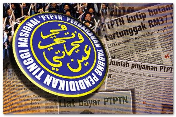 Jumlah Pinjaman PTPTN Dikurangkan
