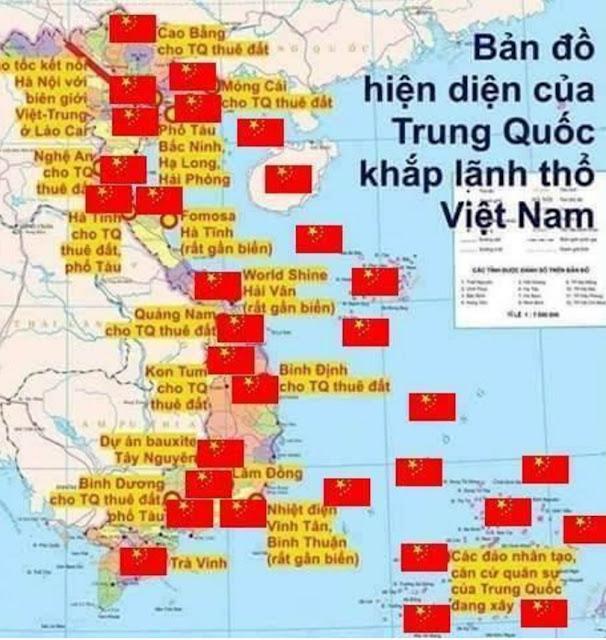 Những hiểm hoạ Trung Quốc tại Việt Nam đã được ngăn chặn như thế nào?