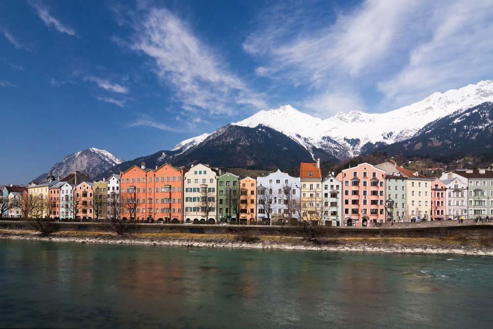 Innsbruck, Cidade da Áustria
