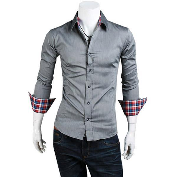 New Fashion Styles Latest Boy Shirt Design 2013