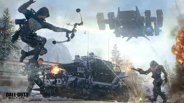 [ Jogo ] Call of Duty Black Ops III  [ PC ] Torrent , trono dos torrents , Download de jogos para pc