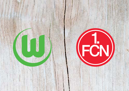 Wolfsburg vs Nurnberg - Highlights 4 May 2019