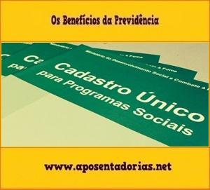 Cadastro Único dos Beneficiários de LOAS até fim de 2018