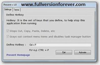 How to save important data from some one taking from your drive