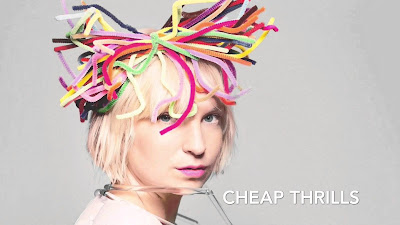 Download Lagu Sia - Cheap Thrills Mp3