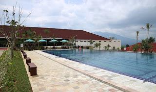 Taman Bukit palem resort, Lokasi Outbound Bogor