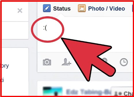 how to make emojis on facebook post