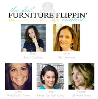 fab flipping contest, furniture flipping contest, #fabflippincontest, flipping furniture