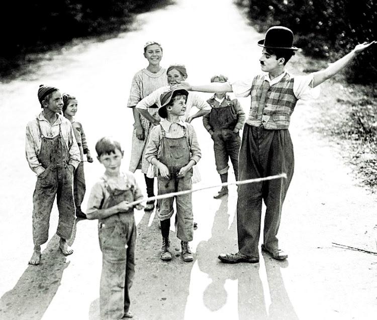 A Vintage Nerd, Vintage Blog, Vintage Links, Vintage Articles, Links to Love, Charlie Chaplin