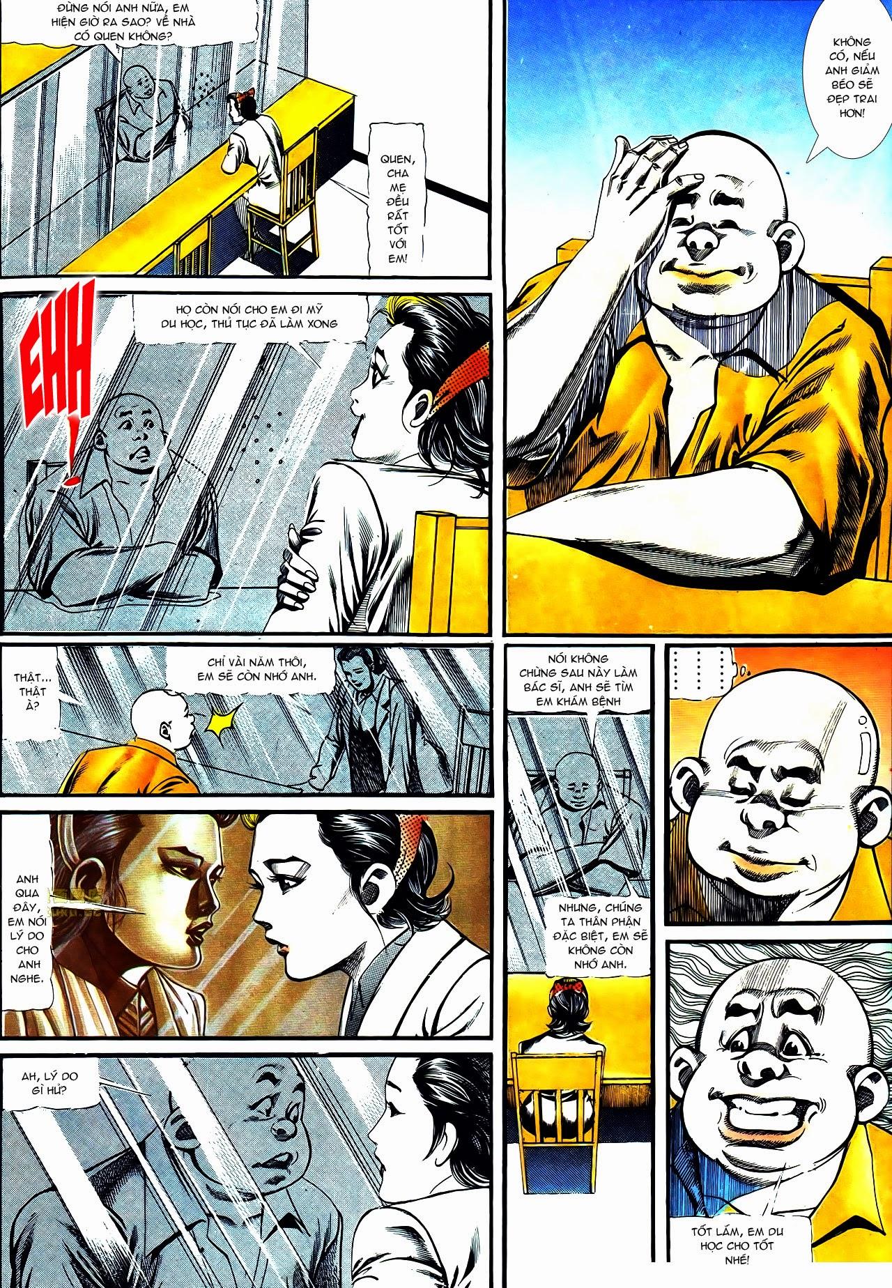 Người Trong Giang Hồ chapter 120: sắc ma đồn môn trang 10
