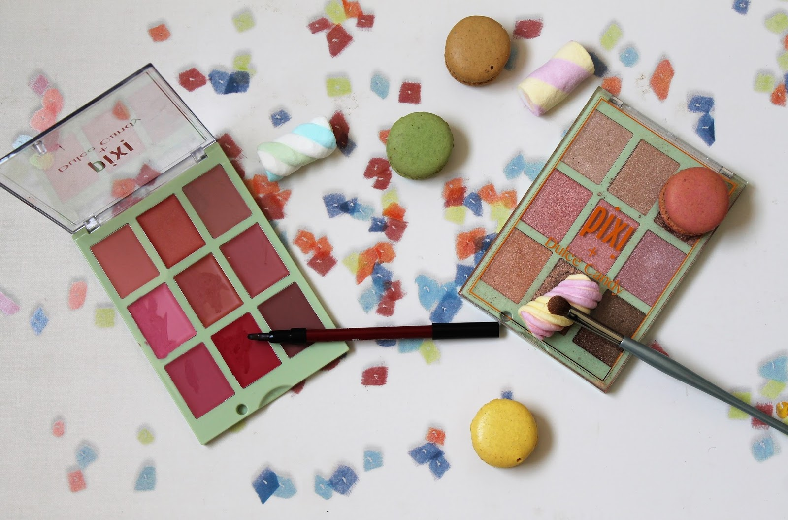 pixi and dulce candy
