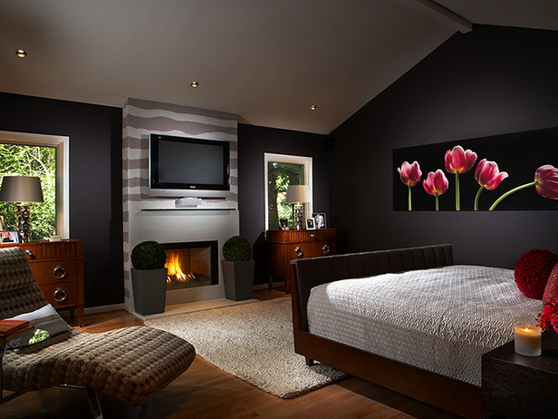 Modern Furniture Romantic Bedroom