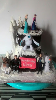 jual kue ulang tahun frozen