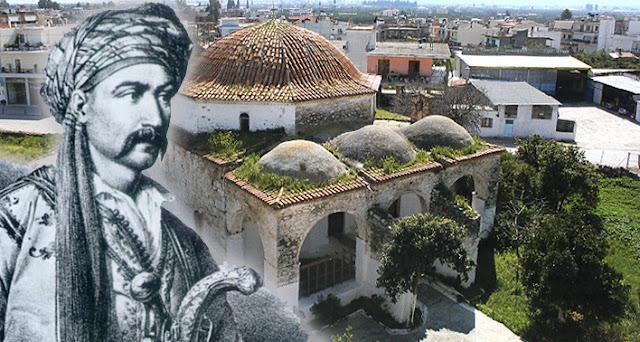 Γιατί ο Νικηταράς ξήλωσε την στέγη του τζαμιού στο Άργος πριν τη μάχη στο Βαλτέτσι