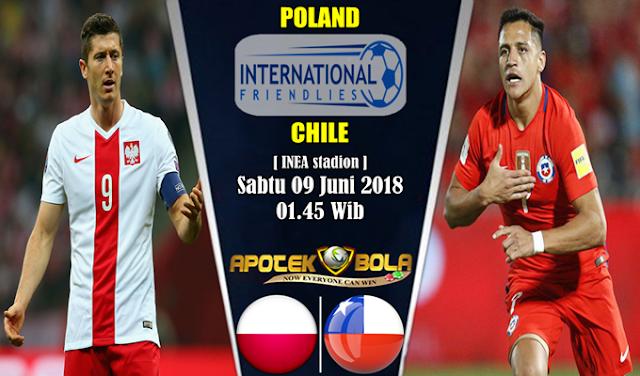 Prediksi Poland Vs Chile 9 Juni 2018