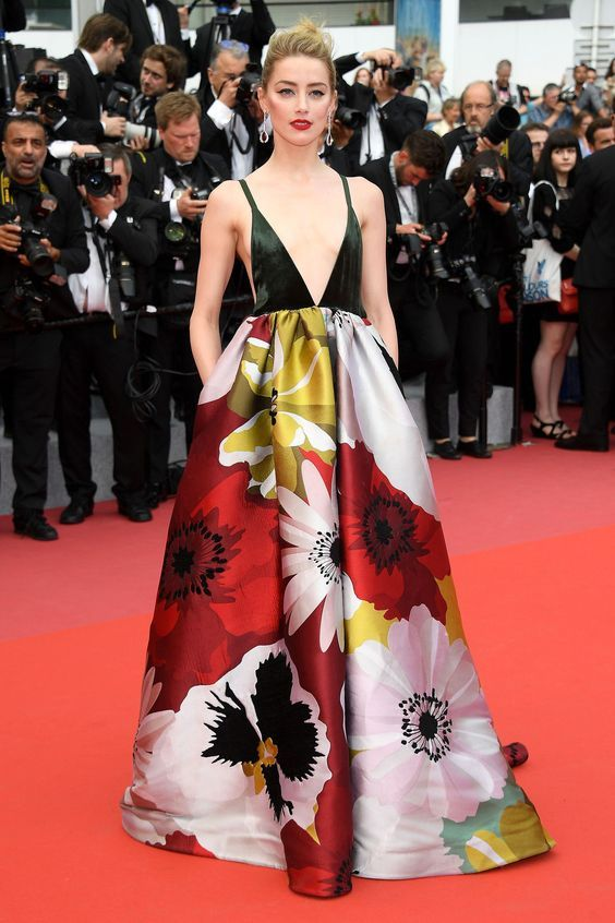 Amber Heard in Valentino - Image 7