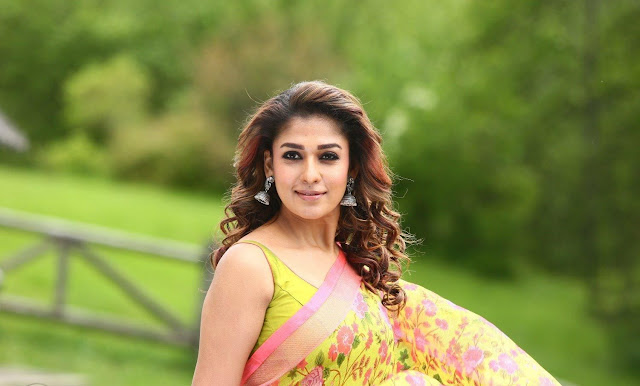 Tamil Film actress Nayantara HQ Photos & Wallpapers