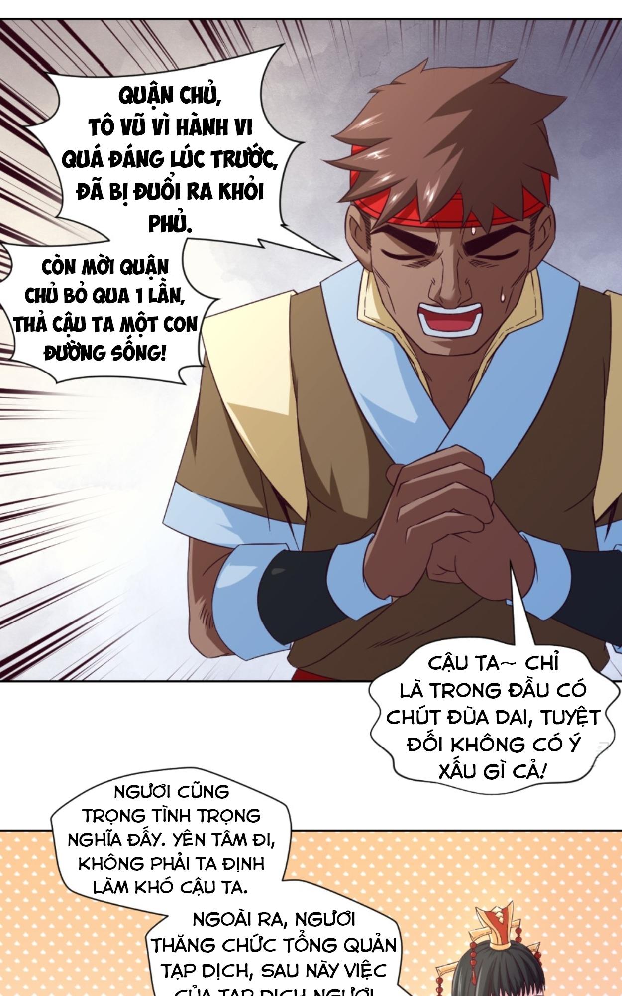 Chiếm Cái Đỉnh Núi Làm Đại Vương chap 16 - Trang 25