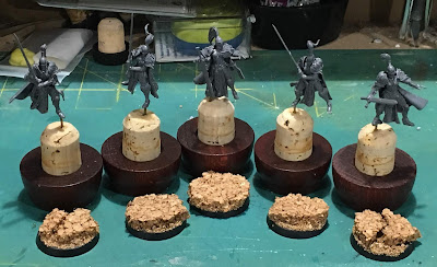 Sisters of Silence Vigilators WIP