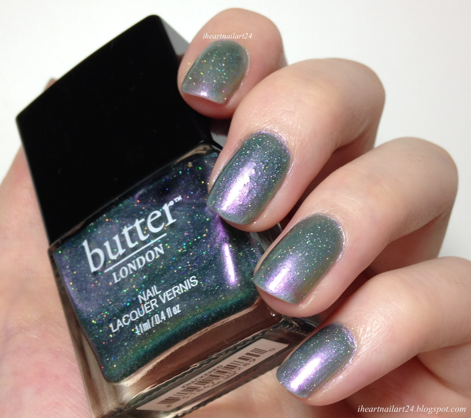 Butter London Knackered Swatches & Review | I Heart Nail Art