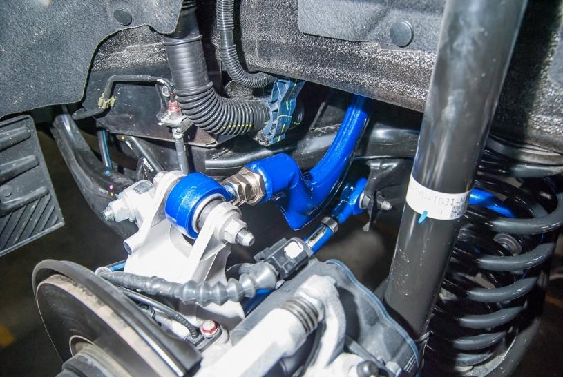 Topsound Performance Hardrace Rear Camber Kit Honda Civic