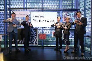 Samsung Malaysia's leaders