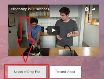 gambar cara compress video