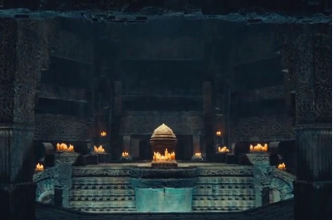 Sự thật về những ngọn đèn ngàn năm không tắt trong mộ của các bậc đế vương