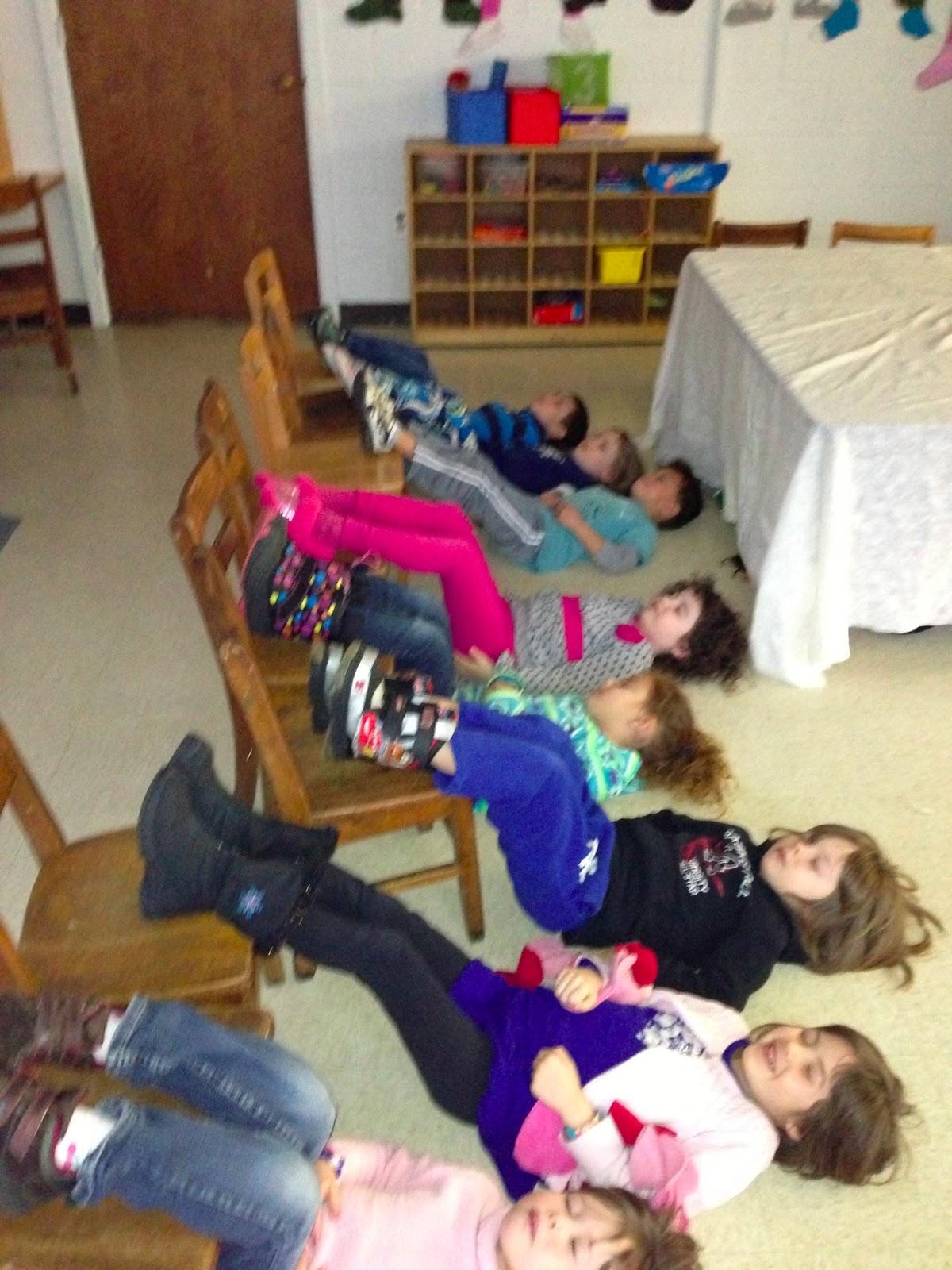 Mrs Goff S Pre K Tales Hibernation