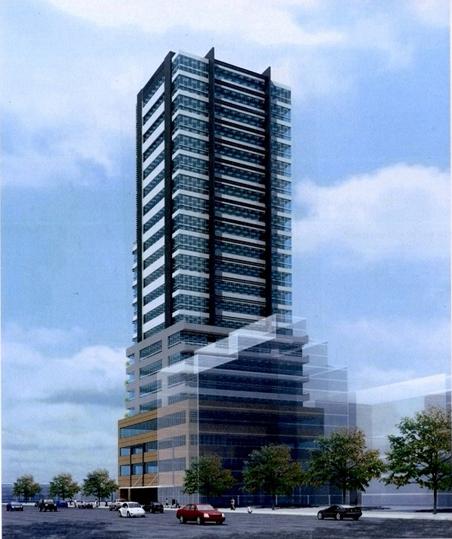 Cao ốc văn phòng chung cư cao cấp số 252 Hoàng Quốc Việt