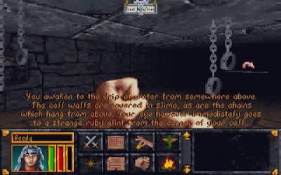 Videojuego The Elder Scrolls Arena